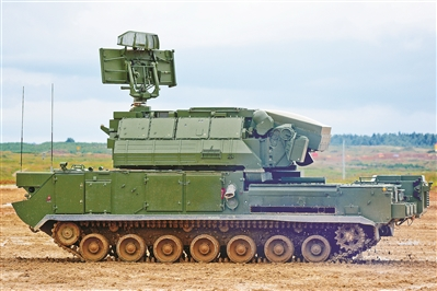 """道尔-M2:俄低空防御新""""盾牌"""