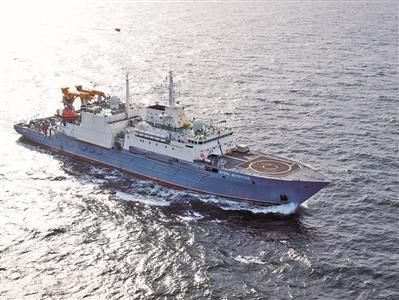 俄发展新型潜艇救援船