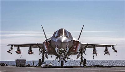 美批准向新加坡出售F-35B