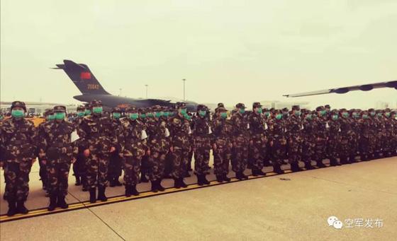 空军运-20飞抵武汉!首次参加非战争军事行动王者之剑激活码礼包