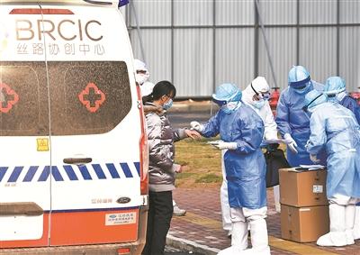 湖北省妇幼保健院光谷院区开始全面收治患者