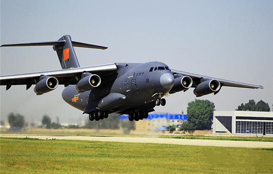 专家:运-20向世界展示我航空工业实力