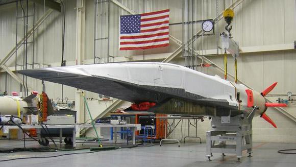 资料图:X-51A高超音速试验机