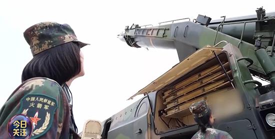 火箭军组织实战演练提升士官学员作战能力