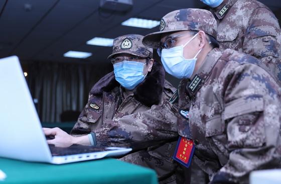 为人民而战的科研尖兵――记最美新时代革命军人张晓鹏