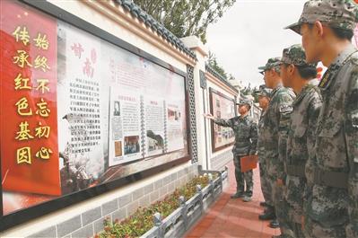 甘肃省甘南藏族自治州深挖红色资