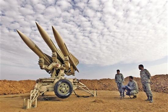 伊朗重啟軍火自由貿易