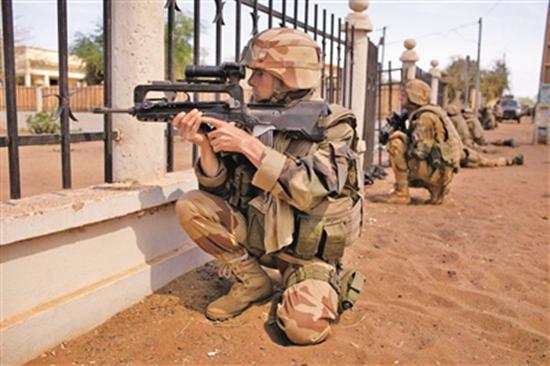 法加强非洲反恐维护战略利益