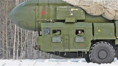 俄战略火箭部队加速换装