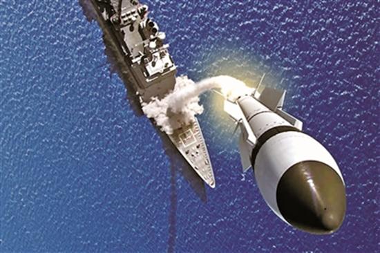 美首次海上战略反导试验引关注