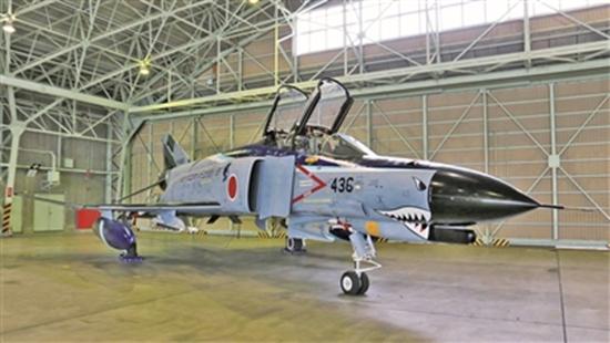 """日本航空自卫队F-4EJ""""鬼怪""""Ⅱ战斗机结束战斗飞行沉默的十五分钟国语"""