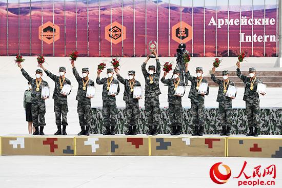 """中国陆军承办和参加""""国际军事比赛-2021""""库尔勒赛区闻思录"""