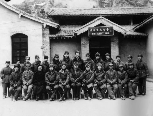 Image result for 1944年美军观察组在延安