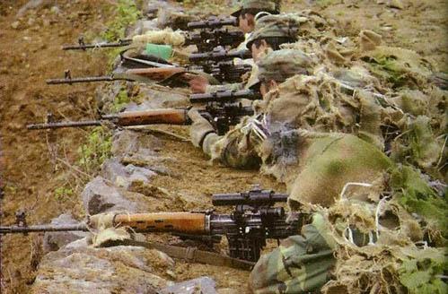 """安排到台军""""反斩首""""部队中去.现在台陆军每个旅都编制了一个约30"""