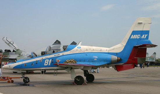 台湾教练小叶飞机