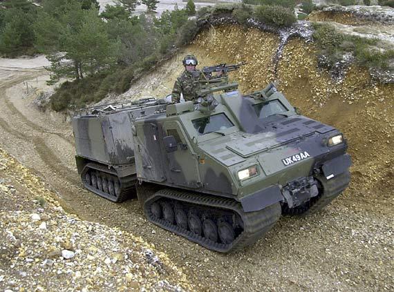 BvS10装甲全地形车图片