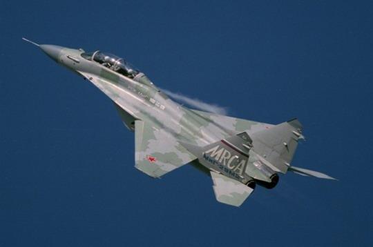 里兰卡出售5架米格 29战斗机