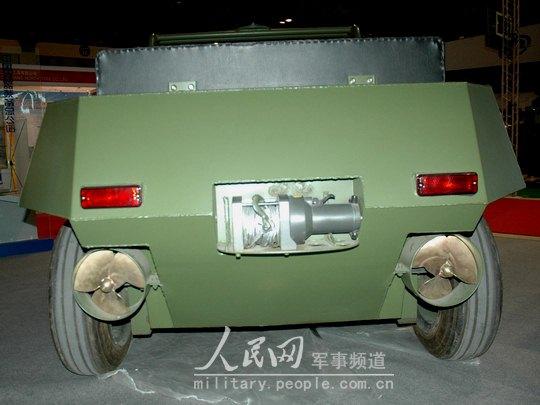 国产新型8 8全地形车图片