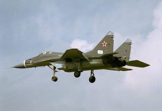 由於印度方面坚持米格-29k/kub飞机的机载