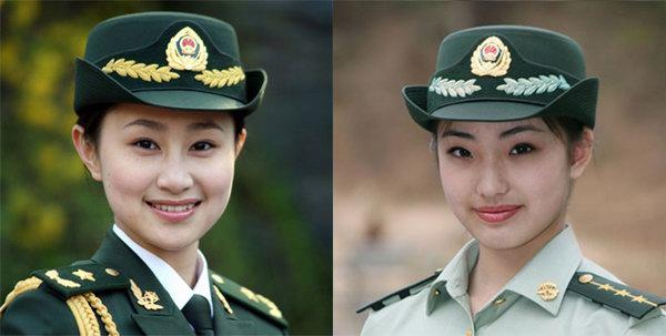 ■ 组图:武警部队8月1日换著武警07式服装-2007年8月22日军事频道更图片