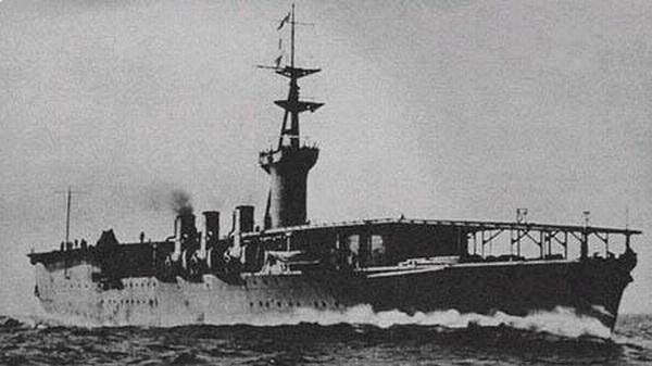 第一艘水上飞机母舰
