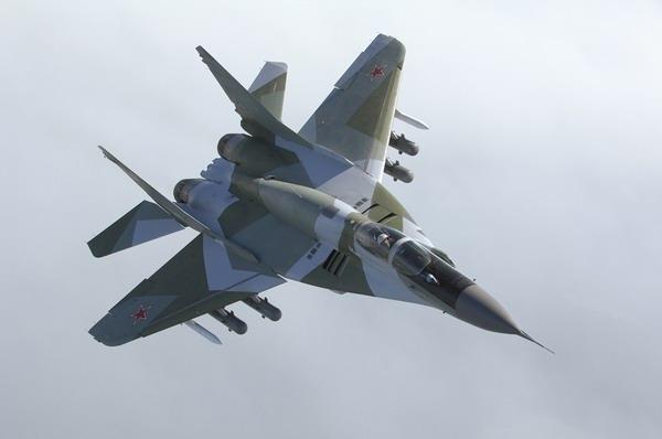 图片:俄罗斯米格飞机公司