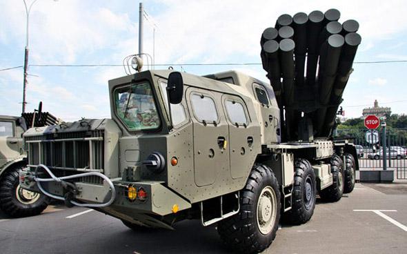 远程多火箭炮系统图_