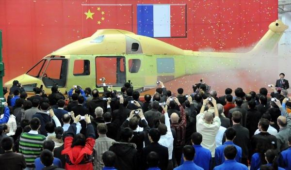 (记者孙英威)哈尔滨飞机工业集团有限责任公司与法国欧洲