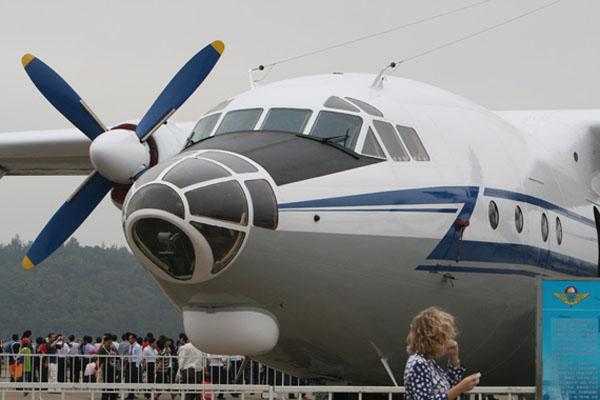 汉和称中国大型军用运输机性能远超安-70