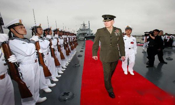 军民融合推进陆军军事设施转型建设 重点完合作