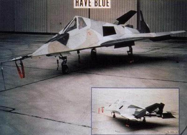 飞机设计局的专家撰写了一篇关于隐形飞机的学术文章