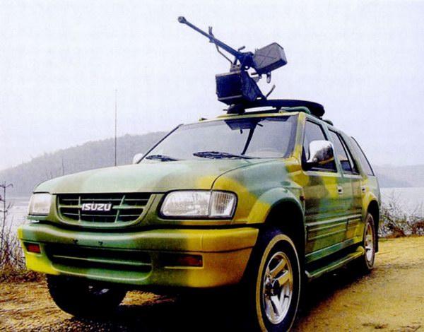 中国推出M-98步兵突击车用于出口