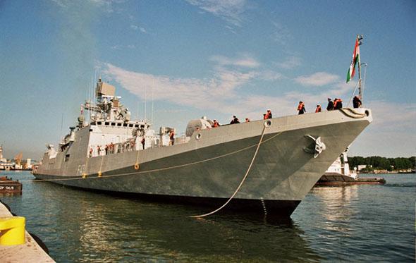 世界十大顶级现役护卫舰 - 冷月无声 - 冷月无声