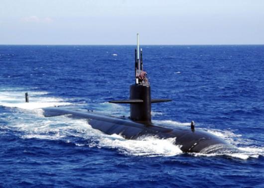海洋的静默杀手===美苏核潜艇 P.1 [41P]