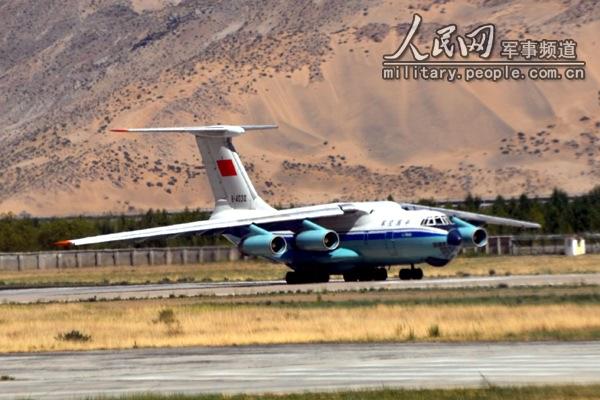 空军运输航空部队成立58周年 实现跨越式发展
