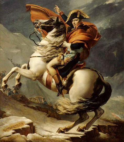 南征北战—拿破仑!