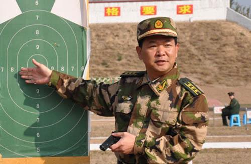 武警河北总队沧州市支队支队长林志向全国人民
