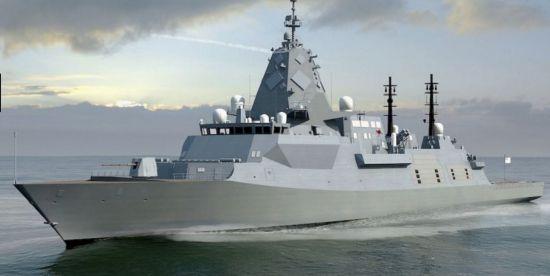 英国与澳大利亚将合作建造9艘护卫舰基于英海军26型护卫舰