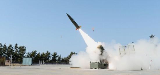 韩国将批量生产国产地对地导弹 可摧毁地下掩体