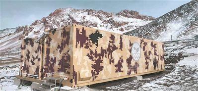 全军驻高原高寒地区 步队科学做好冬储冬备