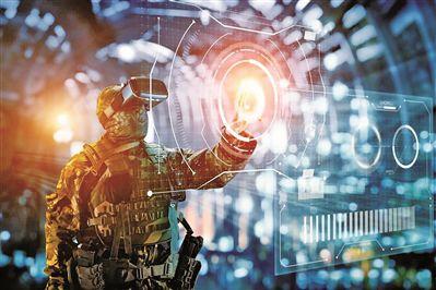 美加紧备战人工智能战争