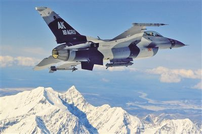 美空军寻求F-16战机替代机型