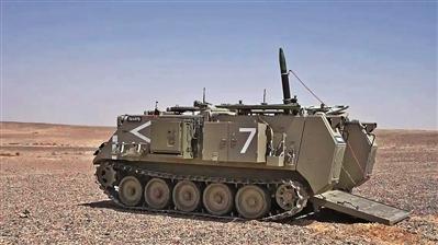 以军完成精确制导炮弹测试