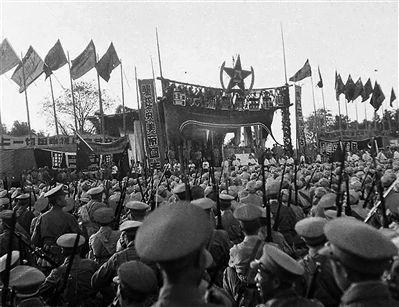 进军西藏,历史选择了第18军